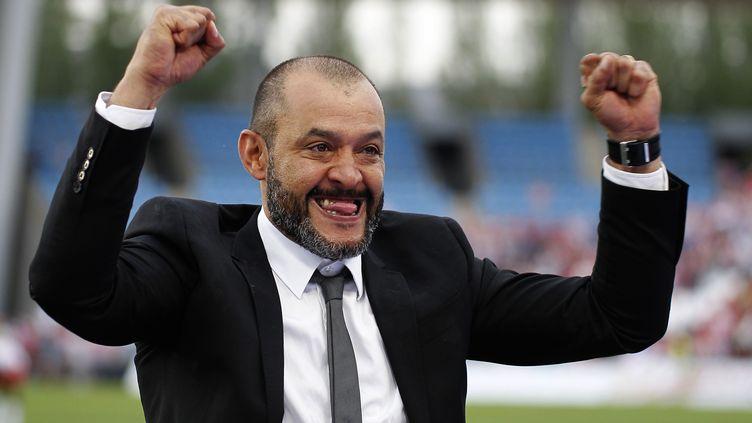 Nuno Espirito Santo, coach du FC Valence (JOSE JORDAN / AFP)