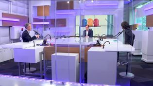 Les débats de l'éco du dimanche 9 mai 2021. (FRANCEINFO / RADIO FRANCE)