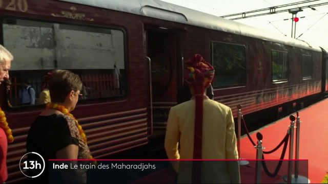 Inde : le train des Maharadjahs