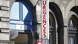 Les urgences de l'hôtel Dieu, à Paris,le 22 avril 2015. ( CHARLES PLATIAU / REUTERS)
