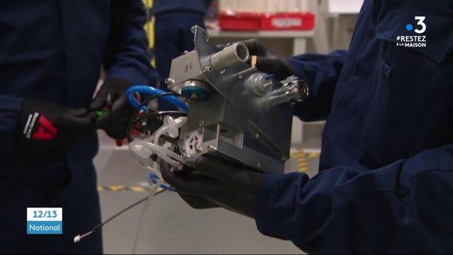 Coronavirus : des industriels français se mobilisent pour fabriquer des respirateurs