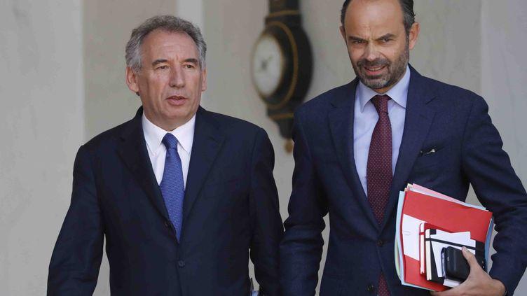 Le Premier ministre Edouard Philippe doit annoncer la composition de son nouveau gouvernement mercredi 21 juin. (PATRICK KOVARIK / AFP)