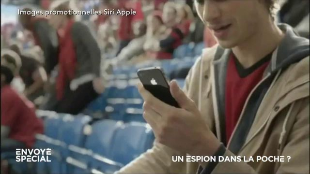 Envoyé spécial. Siri et le scandale des écoutes : le témoignage d'un Français qui était payé pour retranscrire les enregistrements