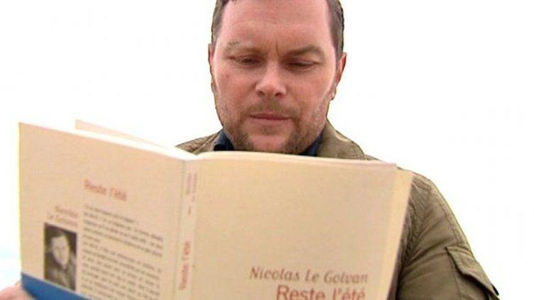 Nicolas Le Golvan  (France3/culturebox)