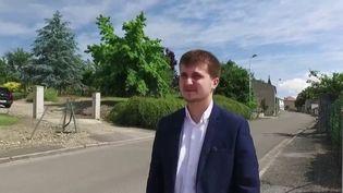 Élections municipales :rencontre avec le plus jeune maire de France (FRANCE 2)