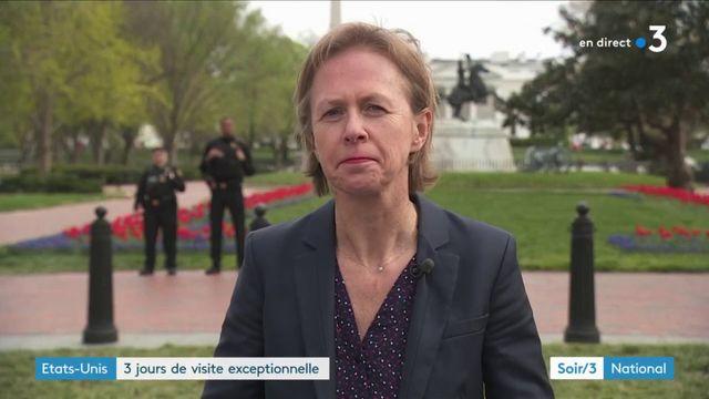 Emmanuel Macron aux Etats-Unis : un voyage important