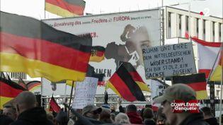Allemagne : la marche des nazis (COMPLÉMENT D'ENQUÊTE / FRANCE 2)