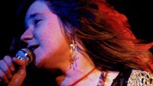 """Janis Joplin (image du documentaire """"Festival Express""""), 1970  (HO/AP/SIPA)"""