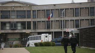 Photo d'illustration.Prison de Fleury-Merogis. (OLIVIER ARANDEL / MAXPPP)
