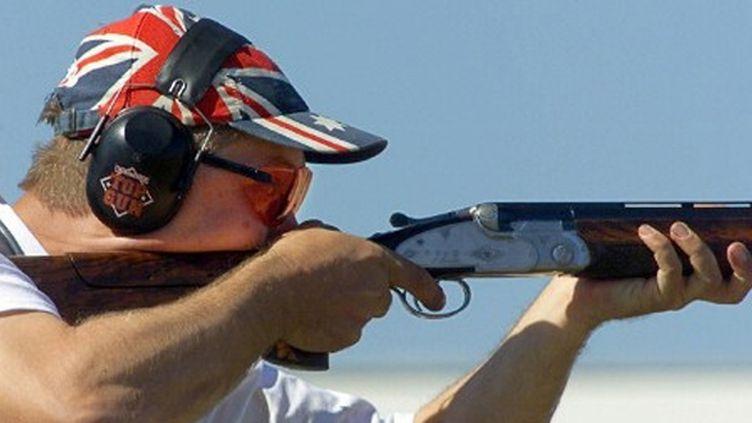 Le tireur australien Russell Mark