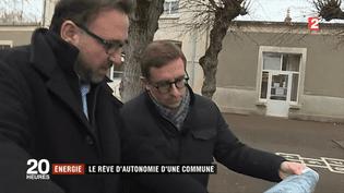Énergie : le rêve d'autonomie d'une commune (France 2)