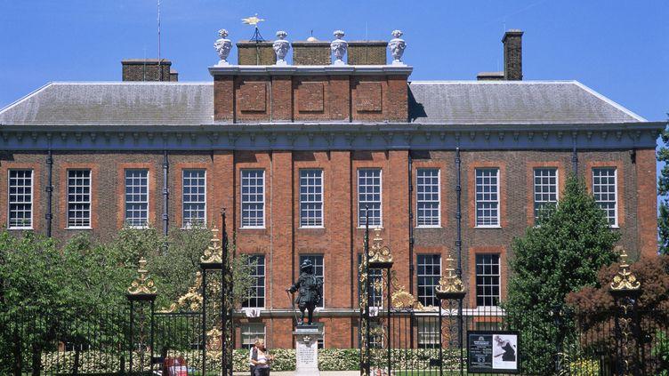 Le palais de Kensington à Londres, ancienne demeurre de la princesse Diana. (EURASIA PRESS/PNS /AFP)