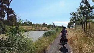 Vacances : longer le Canal du Midi à vélo, un itinéraire à succès (France 2)