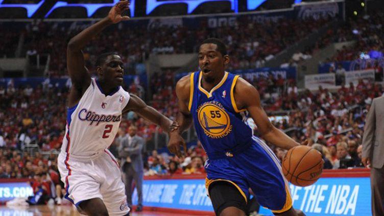 Jordan Crawford a participé à la victoire des siens contre les Clippers. (NOAH GRAHAM / NBAE / GETTY IMAGES)