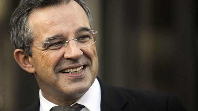 Thierry Mariani, ministre des Transports, est un membre fondateur de la Droite populaire. (AFP - gerard Julien)