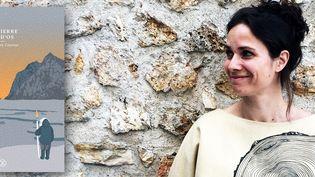 """Bérangère Cournut, lauréate du Prix Fnac 2019 avec """"De pierre et d'os"""" (Le Tripode) (Le Tripode, 2019)"""