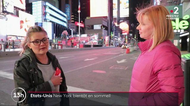 Etats-Unis : New-York bientôt en sommeil