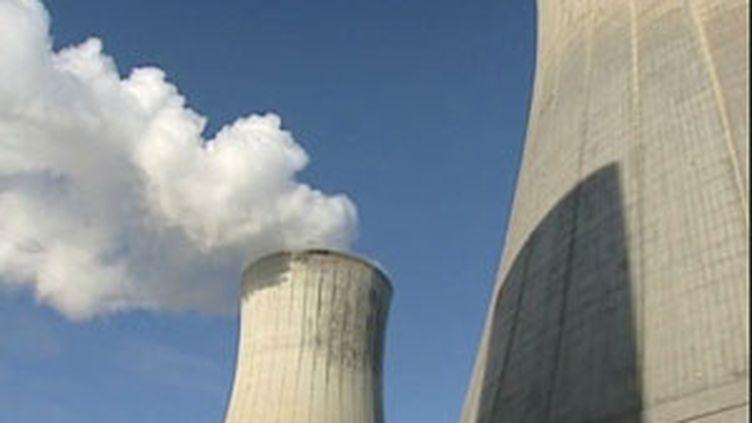 Le réacteur n°2 de la centrale du Tricastin était arrêté depuis le samedi 31 octobre. (© France 3)
