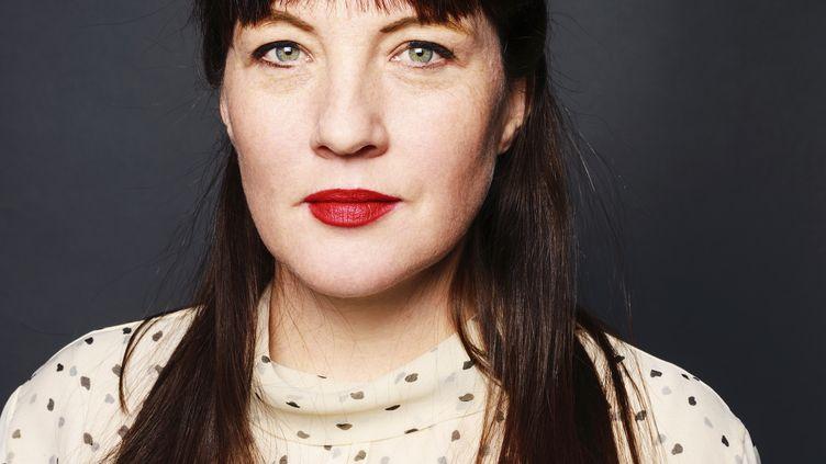 L'écrivaine sud-africaine Fiona Melrose (:Samuel Kirszenbaum)