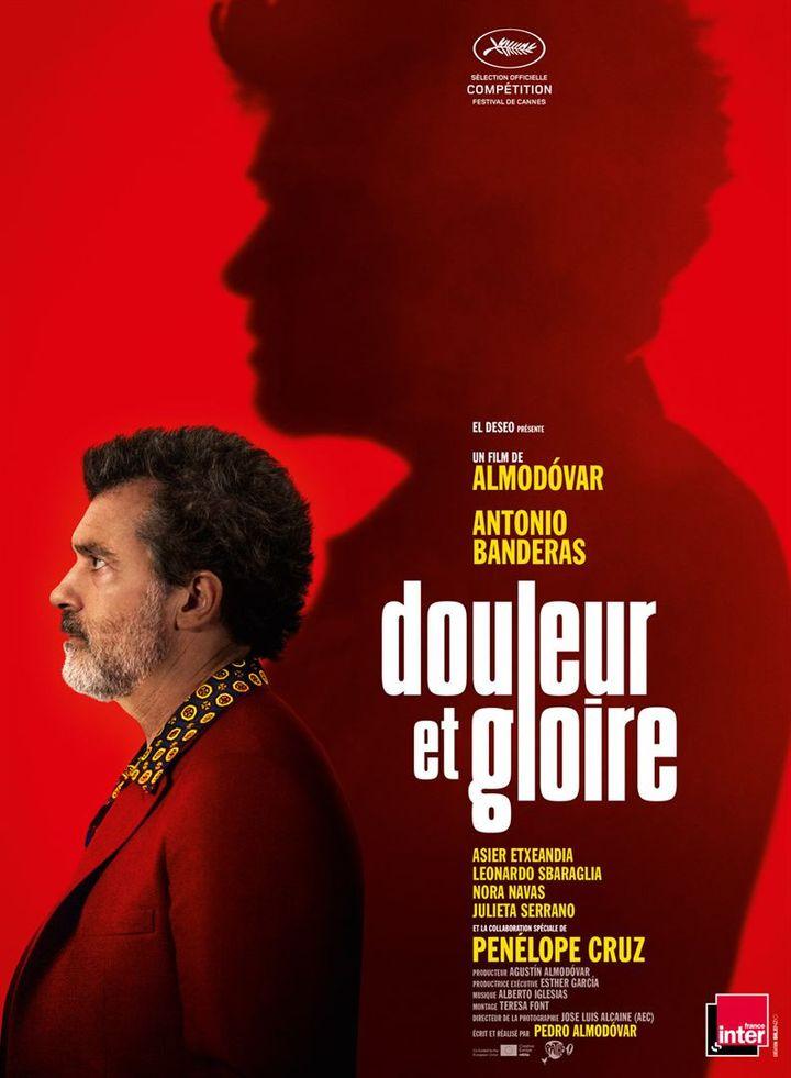 """L'affiche de """"Douleur et gloire"""" de Oedro Almodovar (Pathé)"""
