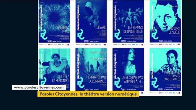 """""""Paroles citoyennes"""", le festival des héros contemporains"""