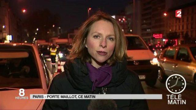paris : ciruclation alternée