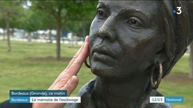 Bordeaux : un visage pour représenter l'esclavage