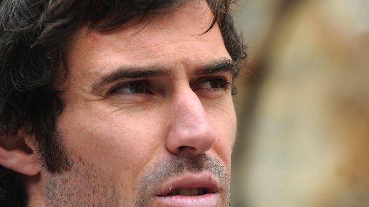 L'ouvreur franco-australien Brock James (NICOLAS THIERRY / MAXPPP TEAMSHOOT)