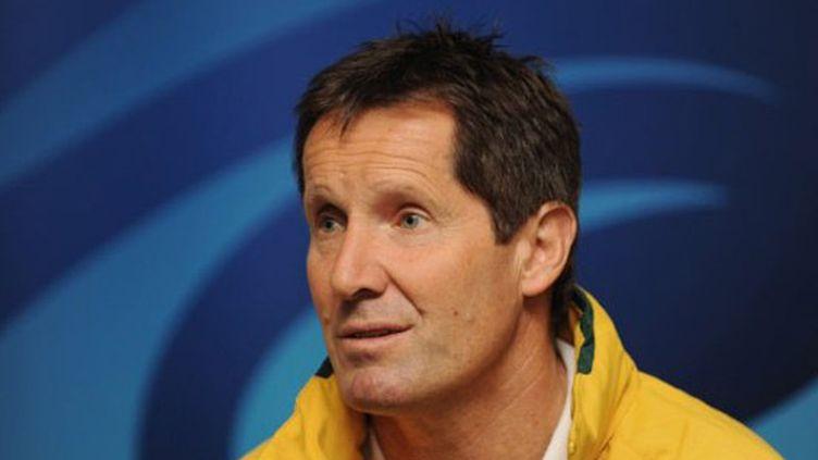 Le sélectionneur néo-zélandais de l'Australie Robbie Deans