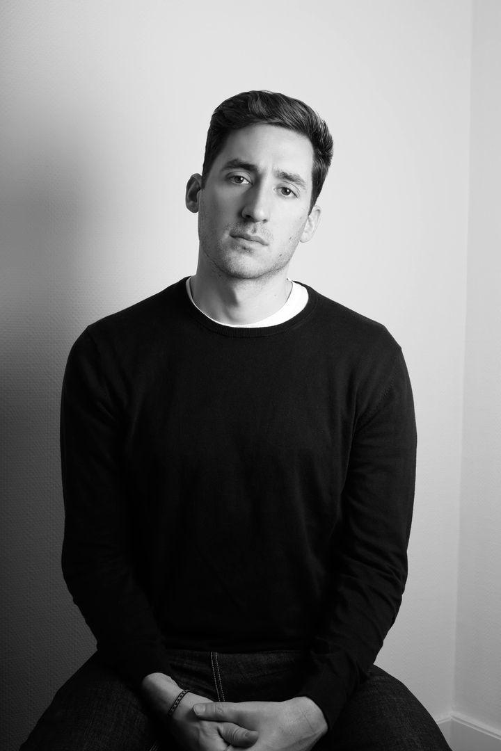 Antonin Tron, créateur de la marque de prêt-à-porter Atlein  (Damian Noszkowicz)