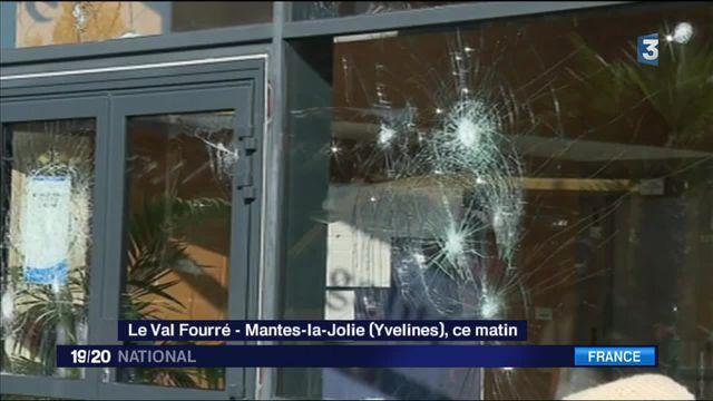 Violence : guet-apens pour des policiers à Mantes-la-Jolie