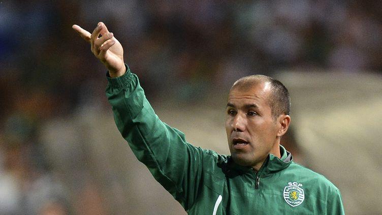 Leonardo Jardim rejoint le Rocher (FRANCISCO LEONG / AFP)