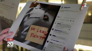 Gilets jaunes : la bataille des fausses nouvelles (FRANCE 2 / FRANCETV INFO)