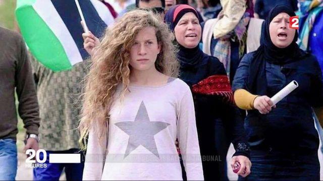 Ahed Tamimi, nouveau visage de la protestation palestinienne