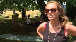 Irina Brook prépare une création à ciel ouvert  (France Télévisions/culturebox )