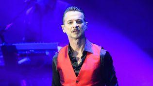 Dave Gahan, de Depeche Mode, sur scène à Berlin le 17 mars 2017  (SP6 / Wenn.com / Sipa)