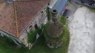 La poterie de Gradignan, en Gironde, fait partie des gagnants de la loterie du patrimoine 2021. Sur ce site, subsistent deux fours, vestiges de l'ère industrielle, qui seront bientôt remis en état. (France 2)