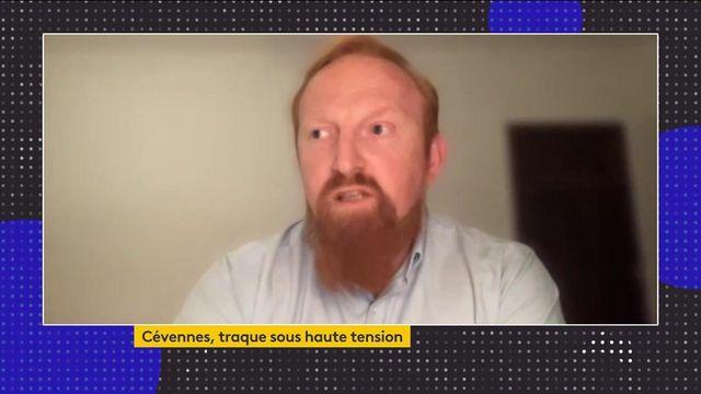 Traque dans les Cévennes : ITW David Corona