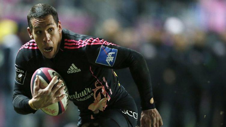 Julien Arias (Stade Français) (PATRICK KOVARIK / AFP)