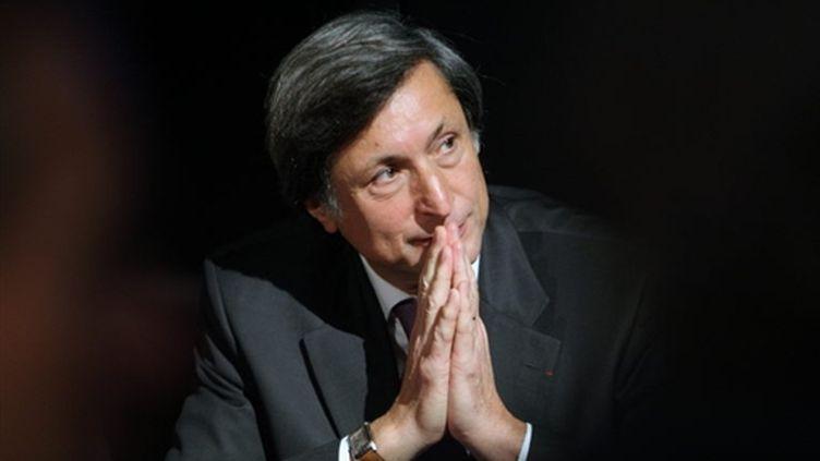 Patrick de Carolis, président de France Télévisions (AFP - Patrick Kovarik)
