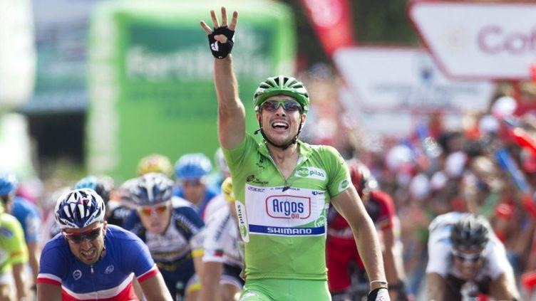 John Degenkolb a frappé pour la quatrième fois sur la Vuelta