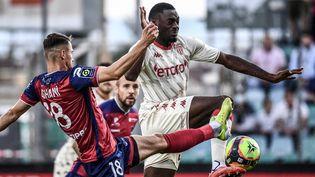 Clermont reçoit Monaco pour le compte de la 8e journée de Ligue 1. (JEFF PACHOUD / AFP)