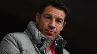 Le directeur général du Stade Français, Thomas Lombard (GABRIEL BOUYS / AFP)