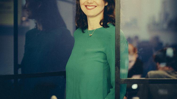 Marie Sabot, co-directrice et fondatrice du festival We Love Green. (JULIEN MIGNOT / NOUVEL OBS)