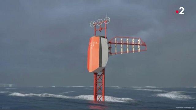 Environnement : Polar Pod, un laboratoire flottant dans les cinquantièmes hurlants