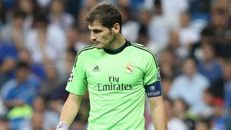 Le gardien du Real Madrid, Iker Casillas