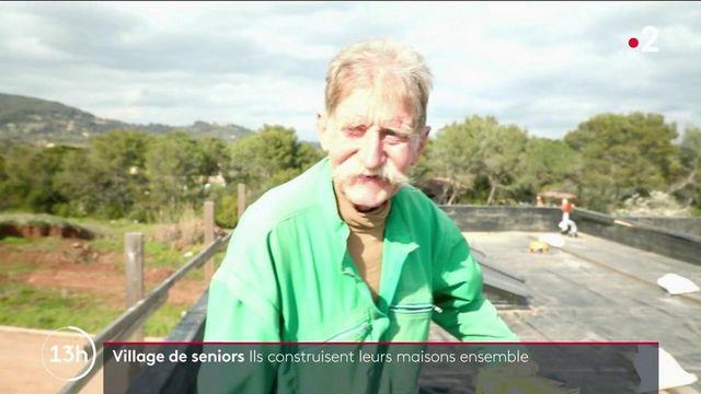 Retraite : des seniors construisent leur propre village