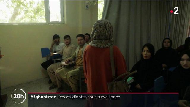 Afghanistan : les étudiantes de plus en plus surveillée