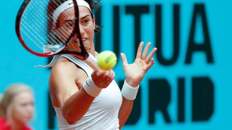 Caroline Garcia va affronter Simona Halep en quart de finale (OSCAR BARROSO / SPAINDPPI)