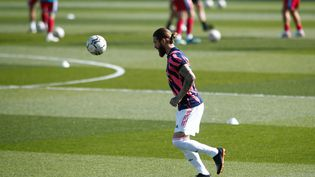 Sergio Ramos devrait retrouver les terrains début septembre. (OSCAR BARROSO / SPAIN DPPI / AFP)